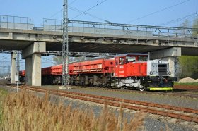 Czech Railways ordered 12 new shunting locomotives from CZ LOKO